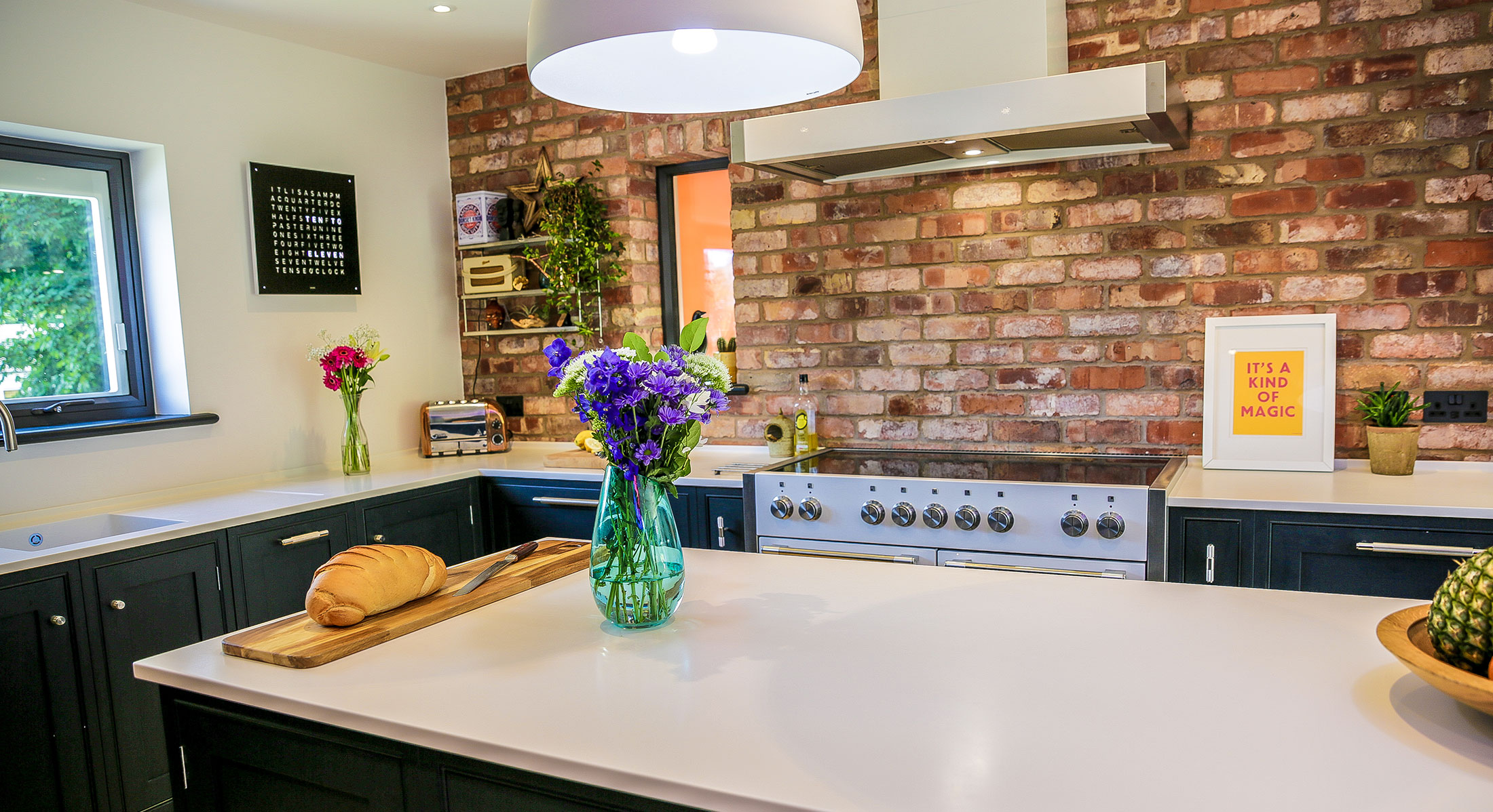 exposed-brickwork-in-hand-painted-kitchen